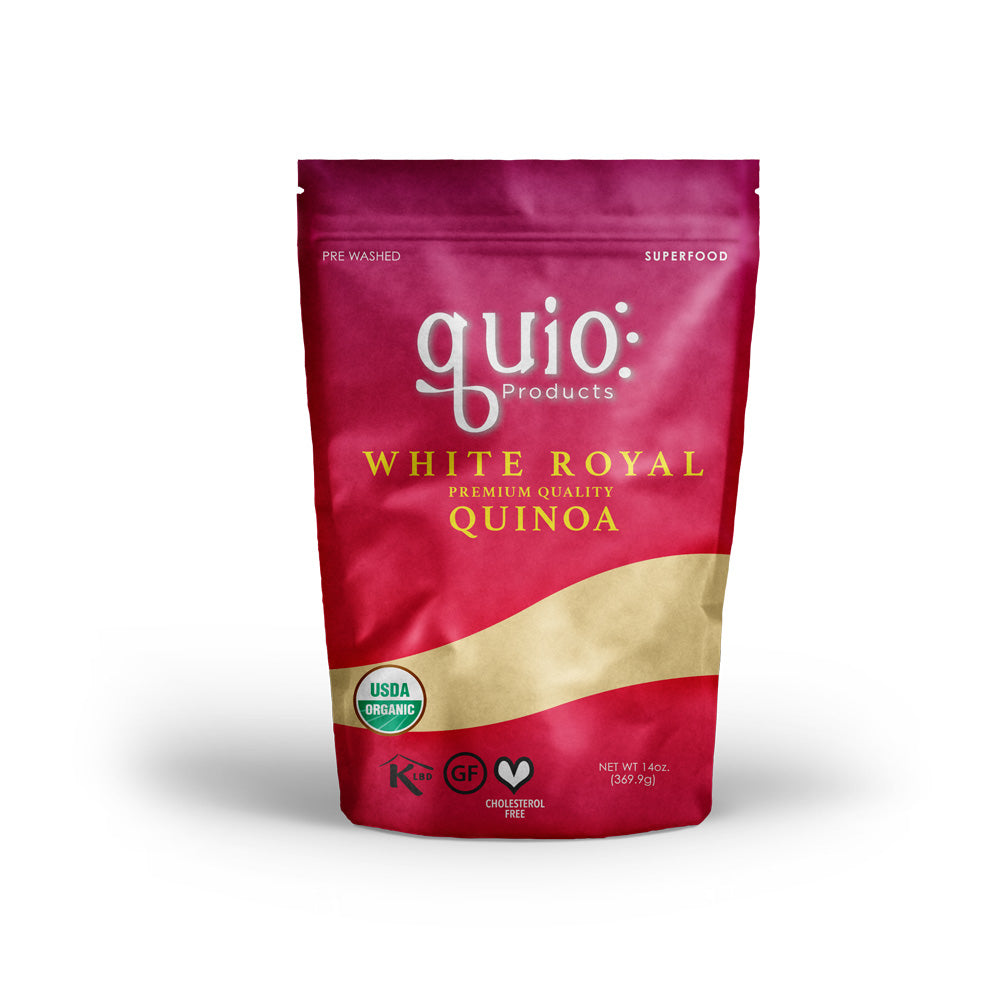 White Royal Premium Quinoa Grain (14 oz / 396,80 g)
