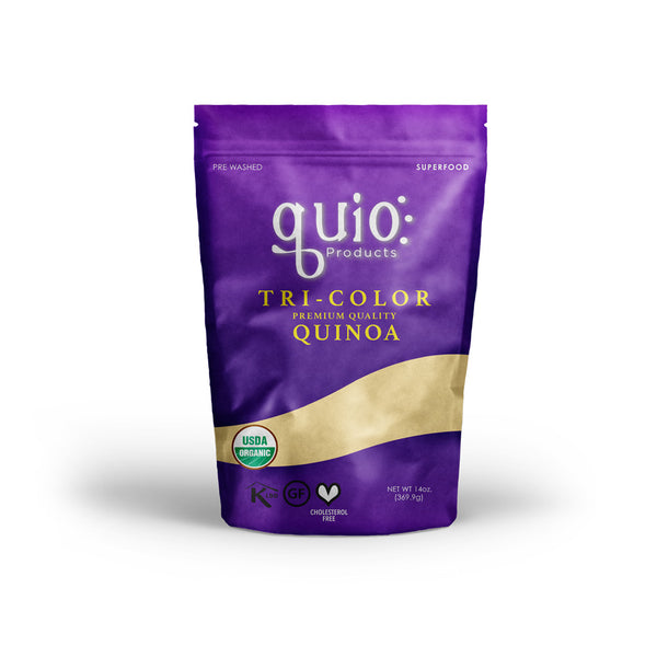 Tricolor Royal Premium Quinoa Grain (14 oz / 396,80 g)