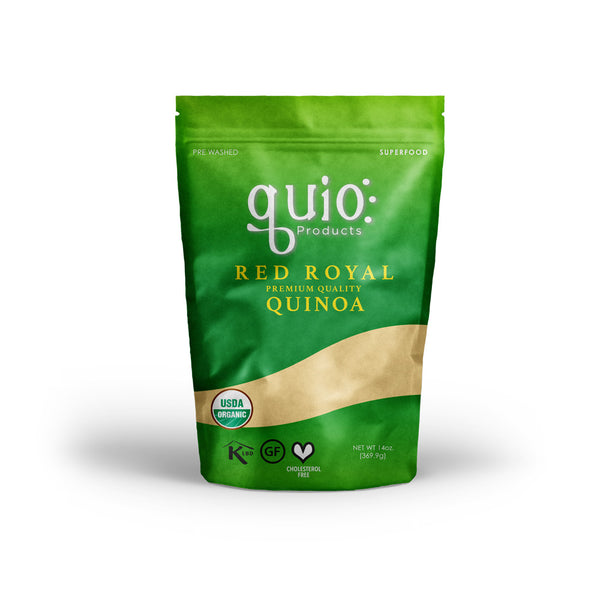 Red Royal Premium Quinoa Grain (14 oz / 396,80 g)