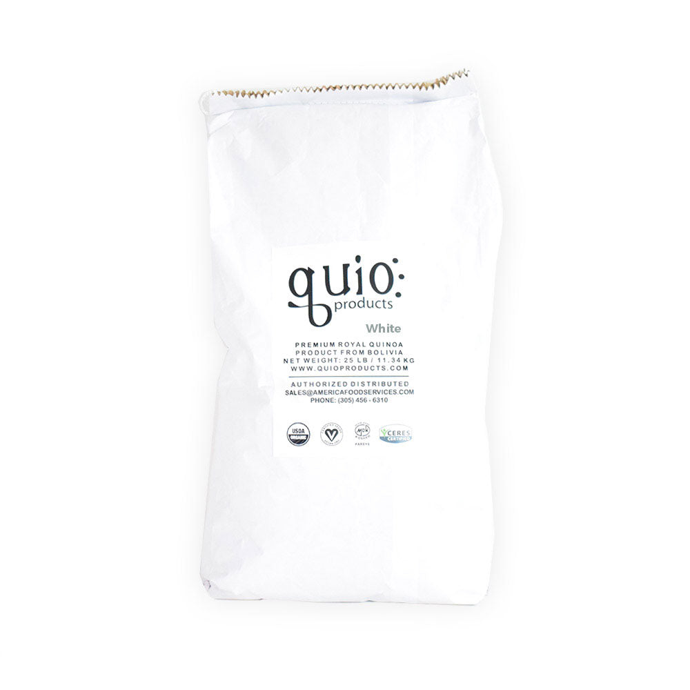 White Royal Premium Quinoa Grain 25 lb