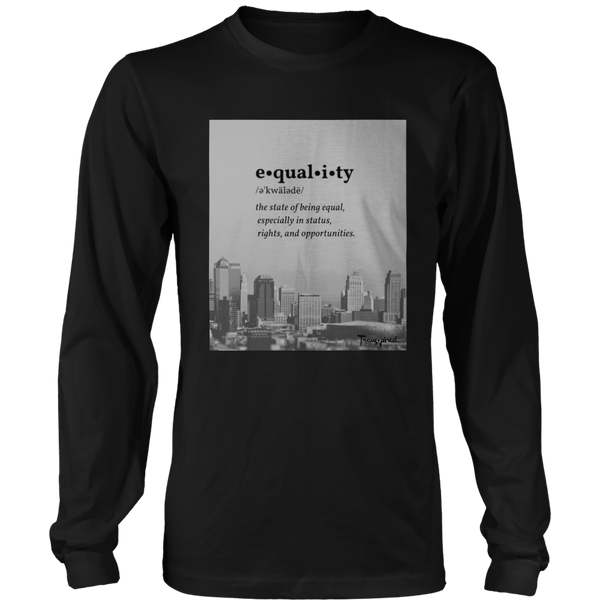 The Definition of Equality Long Sleeve