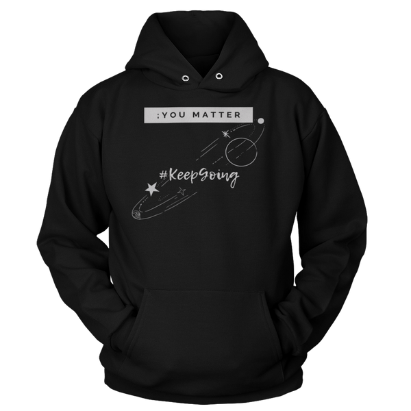 ;You Matter Hoodie October DOTM