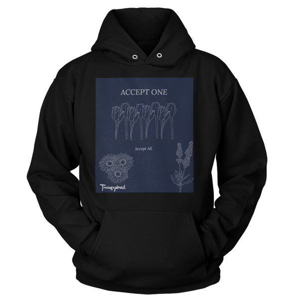 Accept One. Accept All. Hoodie