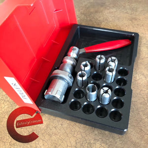 Organizer for Hornady Puller Die and Collets - EntirelyCrimson