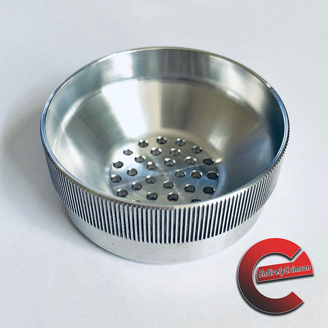 Aluminum Strainer for Dillon Powder Measure