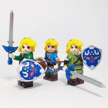 Load image into Gallery viewer, Hylian custom figures