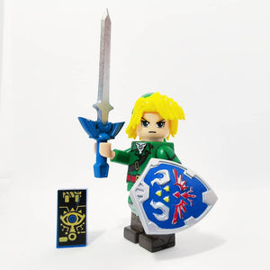 Hylian custom figures