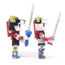 Load image into Gallery viewer, Legendary Defender custom brick figure
