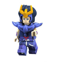 Load image into Gallery viewer, Set of 6 or 12 knight of zodiacs custom figures
