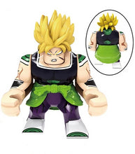 Load image into Gallery viewer, Legendary Saiyan custom bigfigure