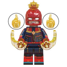 Load image into Gallery viewer, Set of 8 Endgame custom minifigures