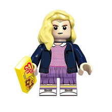 Load image into Gallery viewer, Stranger Things - Set of 5 Strangers Things minifigures lego compatible