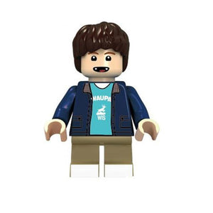 Stranger Things - Set of 5 Strangers Things minifigures lego compatible