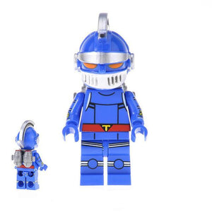 Legendary Defender custom brick figure