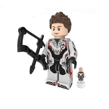 Load image into Gallery viewer, Endgame - Set of 10 minifigures Endgame Superheroes in quantum suits