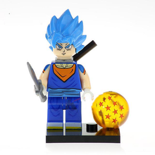 Load image into Gallery viewer, Dragon Warrior custom brick figures
