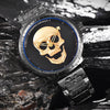 HunterSkullX™ Luxury Skull Watch