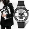 Analog Skull Watch
