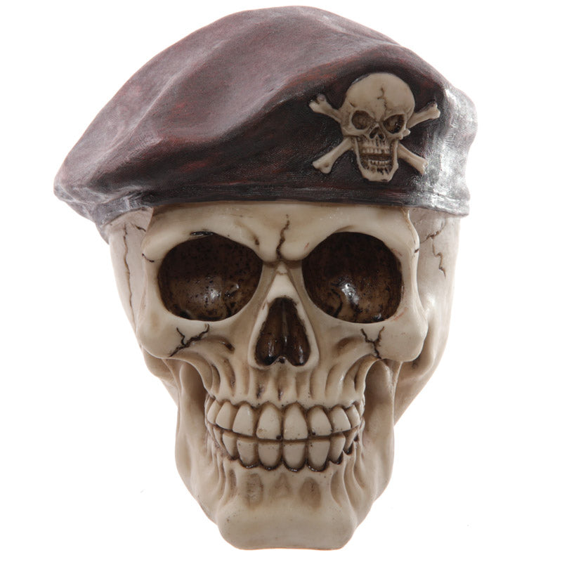 Military Skull Decoration