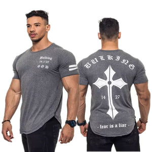 Gym T-Shirts Short Sleeve