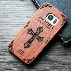 Wood Phone Case for Samsung Galaxy