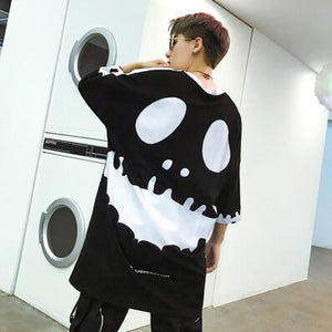 Hiphop Skull T-Shirt