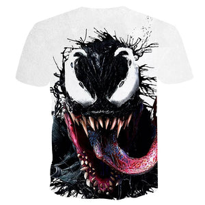 Venom 3D T-Shirt Collection