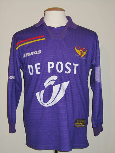 Germinal Beerschot 2001-02 Home shirt #16