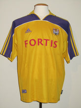 Load image into Gallery viewer, RSC Anderlecht 2000-01 Away shirt L