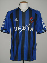 Load image into Gallery viewer, Club Brugge 2005-06 Home shirt #22 Javier Portillo