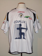 Load image into Gallery viewer, KSC Lokeren 2008-09 Home shirt MATCH WORN #19