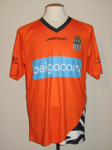 RSC Charleroi 2012-13 Away shirt