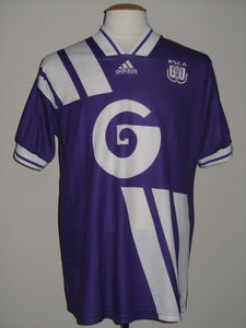 RSC Anderlecht 1993-94 Away shirt L #10