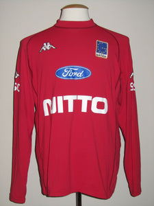 KRC Genk 2001-02 Third shirt #8