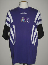 Load image into Gallery viewer, RSC Anderlecht 1996-97 trainingshirt #5 player issue
