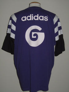RSC Anderlecht 1996-97 Trainingshirt #5 player issue