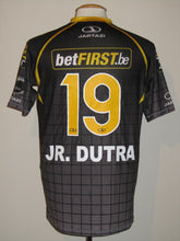 Load image into Gallery viewer, KSC Lokeren 2013-14 Away shirt MATCH WORN #19 JR. Dutra