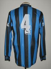 Load image into Gallery viewer, Club Brugge 1993-94 Home shirt MATCH WORN #4 Gert Verheyen
