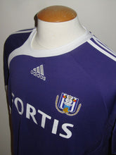 Load image into Gallery viewer, RSC Anderlecht 2006-07 Home shirt #26 Nicolas Pareja