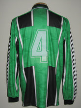Load image into Gallery viewer, Cercle Brugge 1996-97 Home shirt  MATCH WORN vs SK Brann #4