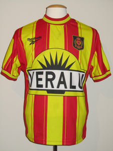 KV Mechelen 1997-98 Home shirt