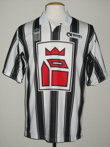 RSC Charleroi 1996-97 Home shirt