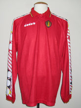 Load image into Gallery viewer, Rode Duivels 1994-1995 Home shirt MATCH WORN vs Malta #10