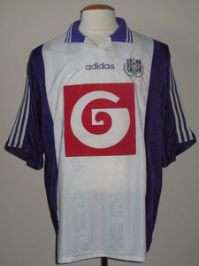 RSC Anderlecht 1997-98 Home shirt XL