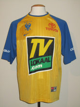 Load image into Gallery viewer, Sint-Truiden VV 2001-02 Home shirt MATCH WORN #25 Danny Boffin