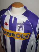 Load image into Gallery viewer, KRC Harelbeke 2000-01 Home shirt MATCH WORN #23 Marijo Harmat