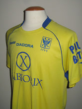 Load image into Gallery viewer, Sint-Truiden VV 2014-15 Home shirt MATCH WORN #4 Pierre-Babtiste Baherlé