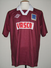Load image into Gallery viewer, KRC Genk 1998-99 Away shirt MATCH ISSUE/WORN Uefa Cup II #9 Souleymane Oulare