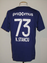 Load image into Gallery viewer, RSC Anderlecht 2016-17 Home shirt #73 Nicolae Stanciu