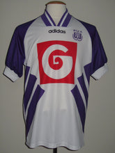 Load image into Gallery viewer, RSC Anderlecht 1994-95 Home shirt L